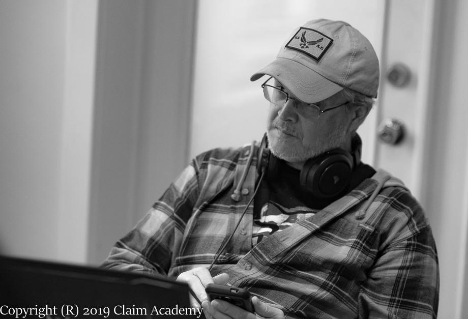 Kevin Thornton, Claim Academy Graduate